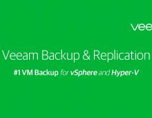 veeam backup replication logo