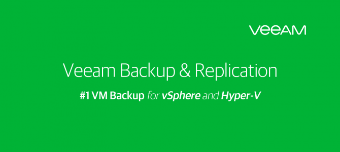 veeam backup replication logo